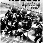 THE ROBBER SYMPHONY-POSTER